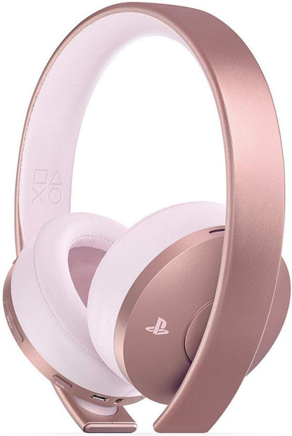 Sony Gold Wireless Headset - Rose Gold Edition