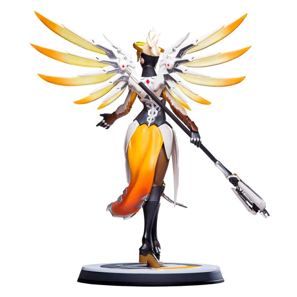 Official Blizzard Overwatch Mercy Premium Statue