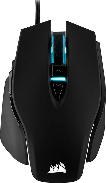 Corsair - M65 RGB ELITE Tunable FPS Gaming Mouse - Black