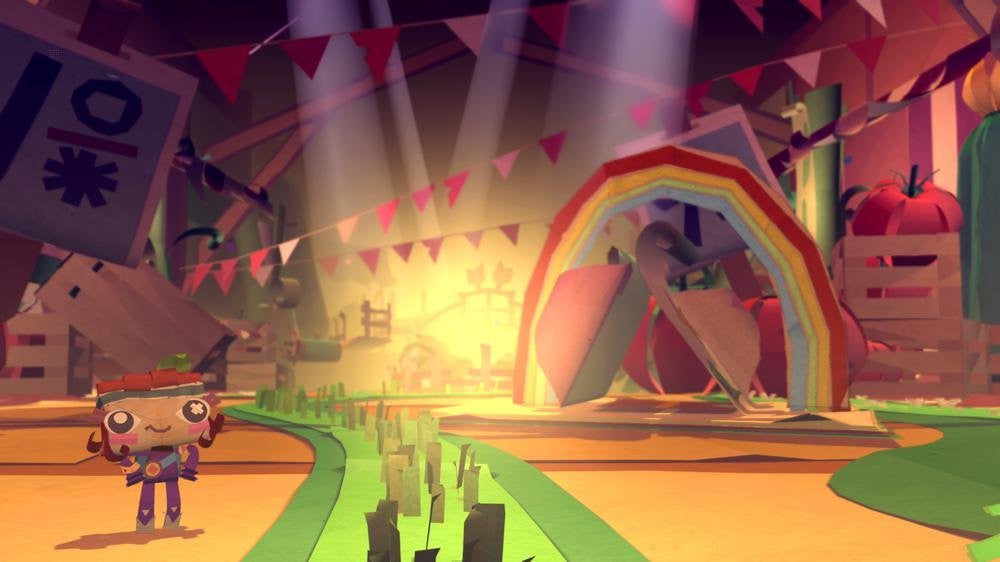 Tearaway Unfolded (PS4) - Video Games by Sony The Chelsea Gamer