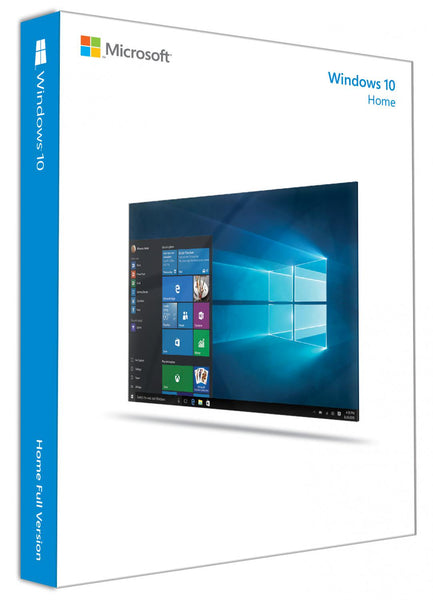 Microsoft® Windows 10 Home – Full Version - Download