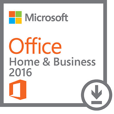 Microsoft® Office Home & Business 2016 - 1 PC