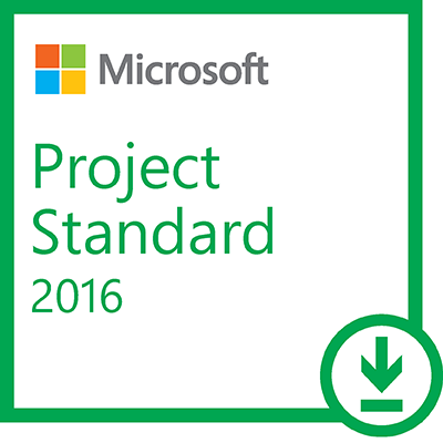 Microsoft® Project Standard 2016 Win All Lng PK Lic -  Online DownLoad C2R NR