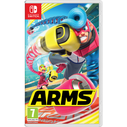 Arms  - Nintendo Switch - Video Games by Nintendo The Chelsea Gamer
