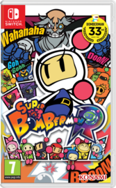 Super Bomberman R - Nintendo Switch - Video Games by Konami The Chelsea Gamer