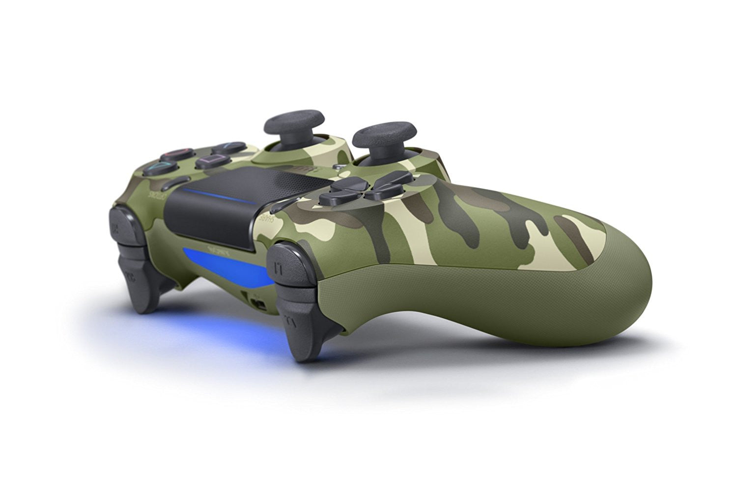 Sony PlayStation DualShock 4 - Green Cammo (PS4) V3