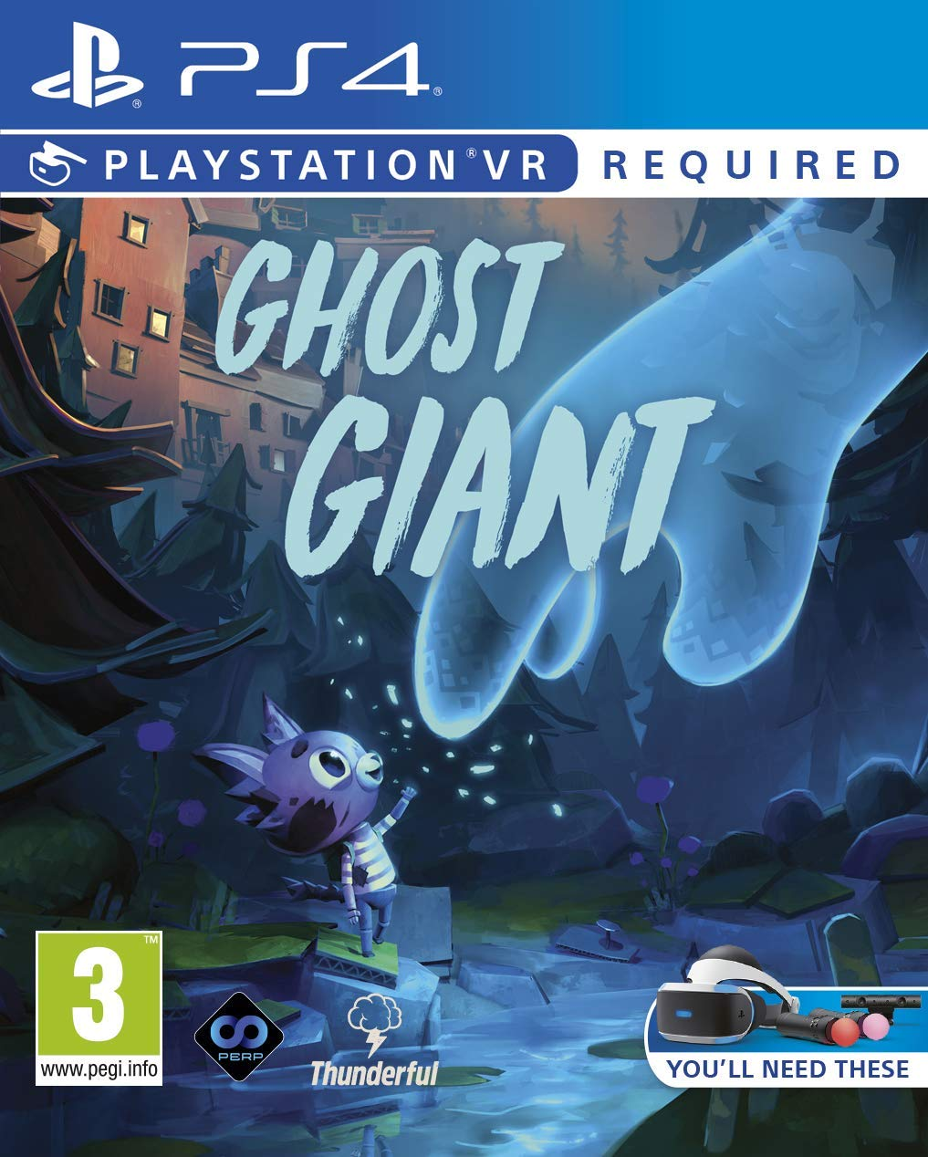 Ghost Giant - PlayStation VR
