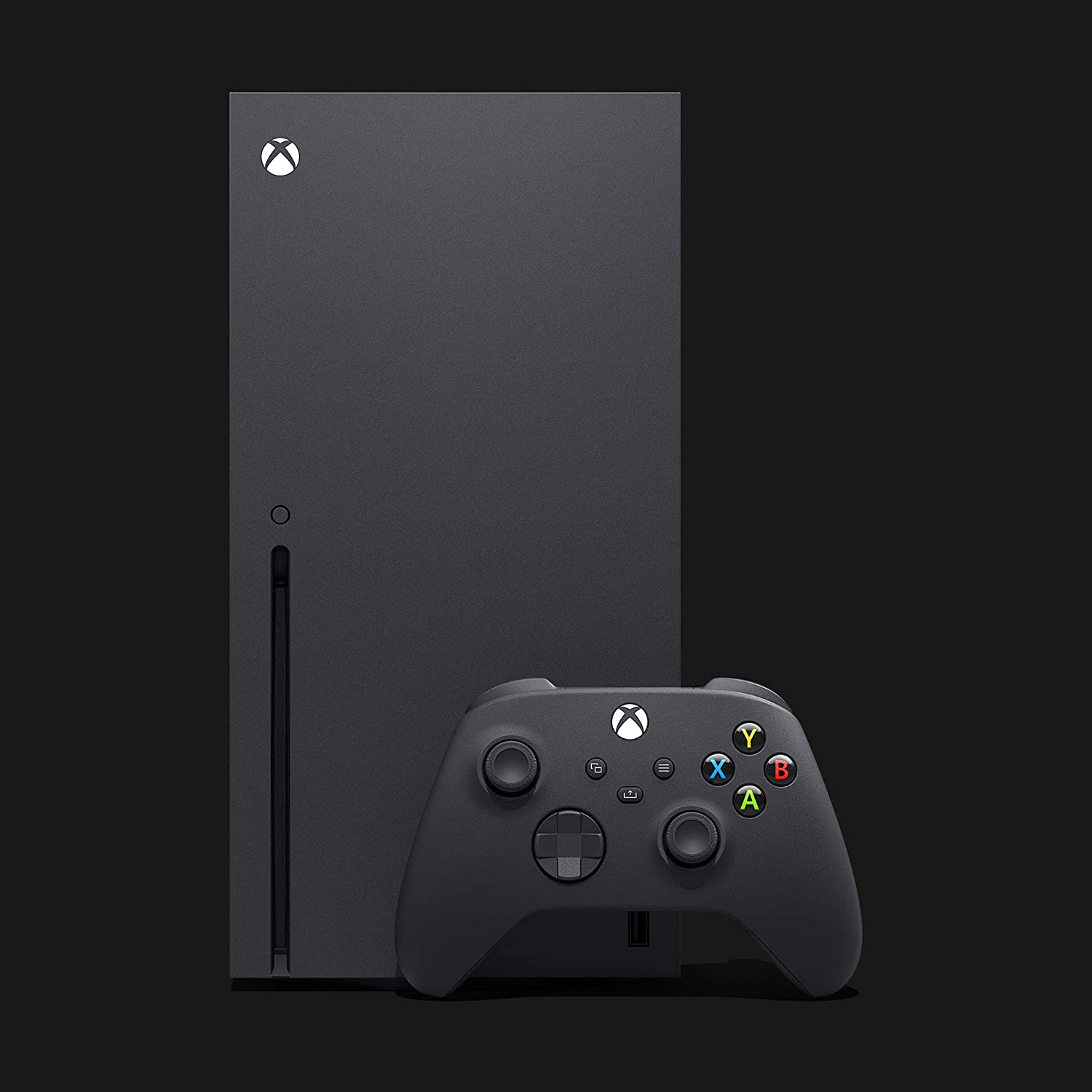 Xbox Series X Console with Electric Volt Controller