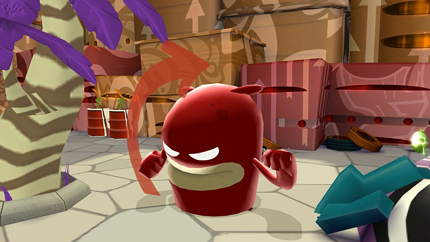 de Blob - Video Games by Nordic Games The Chelsea Gamer