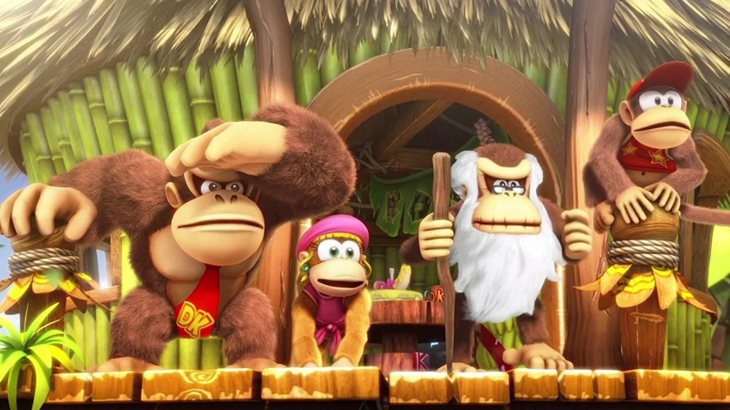 Donkey Kong - Tropical Freeze - Nintendo Switch