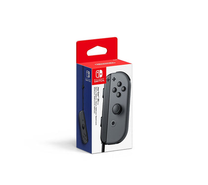 Joy-Con Controller Right - Grey (Nintendo Switch) - Console Accessories by Nintendo The Chelsea Gamer
