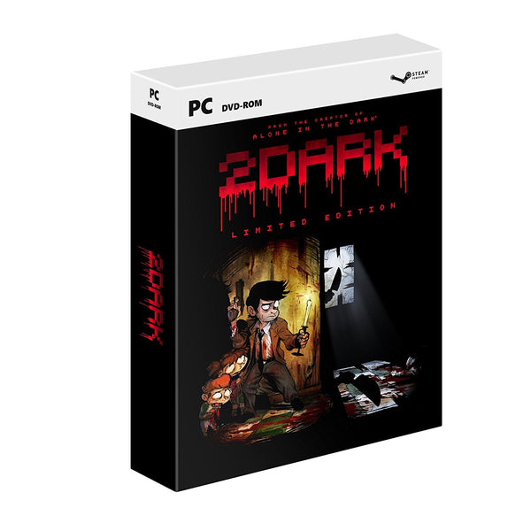 2Dark - PC - Video Games by pqube The Chelsea Gamer