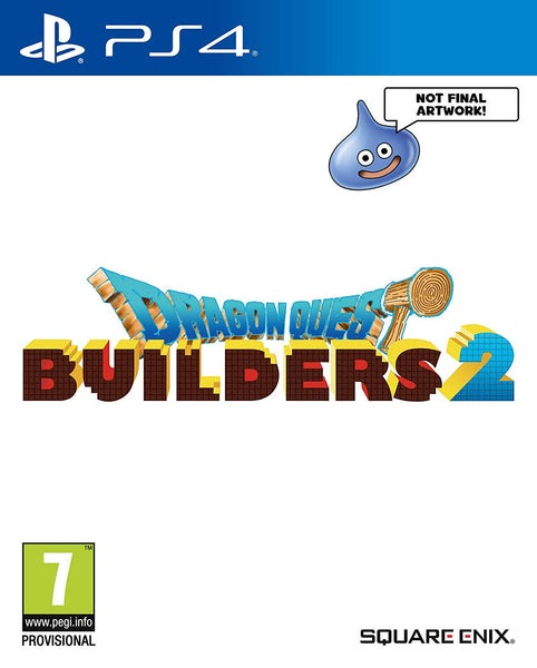 Dragon Quest Builders 2 - Video Games by Square Enix The Chelsea Gamer