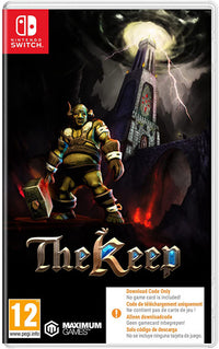 The Keep - Nintendo Switch - CIAB