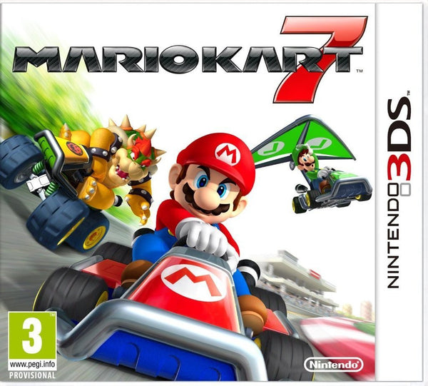 Mario Kart 7 - 3DS - Video Games by Nintendo The Chelsea Gamer