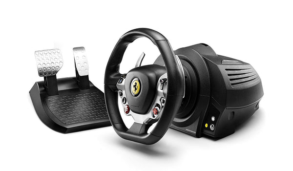 Thrustmaster TX Racing Wheel Ferrari 458 Italia - PC / Xbox One - Console Accessories by Thrustmaster The Chelsea Gamer