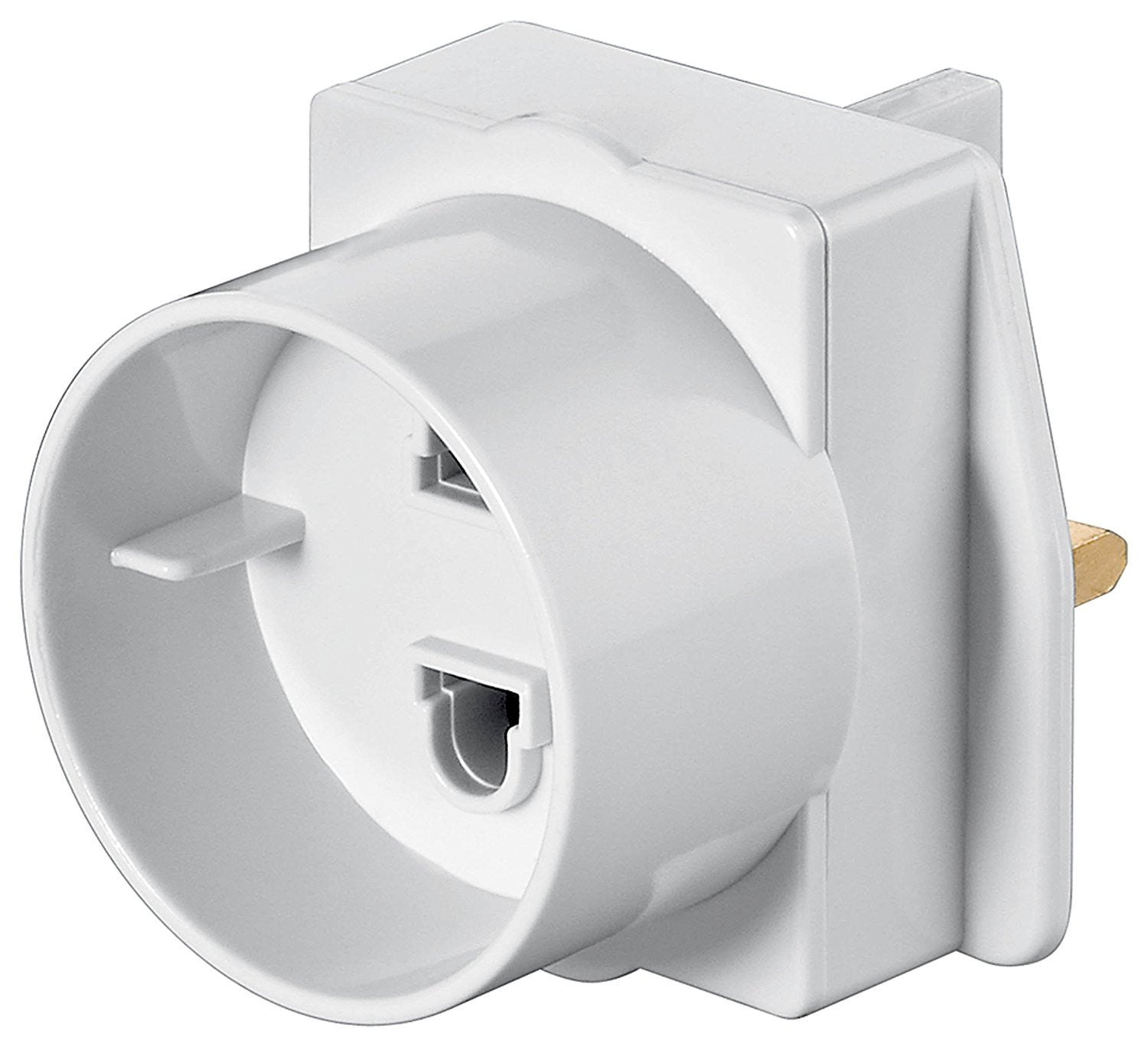 MicroConnect Travel adapter Euro to UK