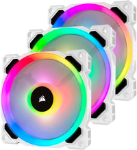 Corsair LL120, 120mm Dual Light Loop, Triple Fan Pack