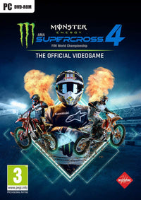 Monster Energy Supercross - The Official Videogame 4 - PC