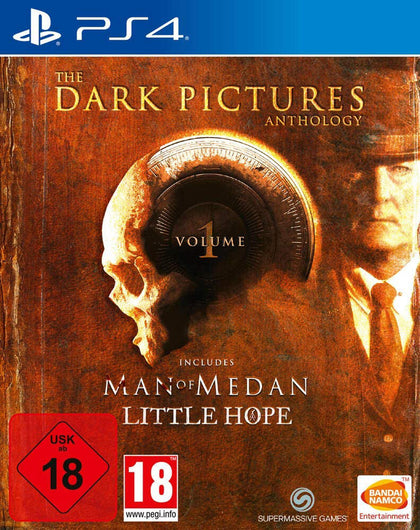 The Dark Pictures Anthology : Volume 1 - Limited Edition - PlayStation 4