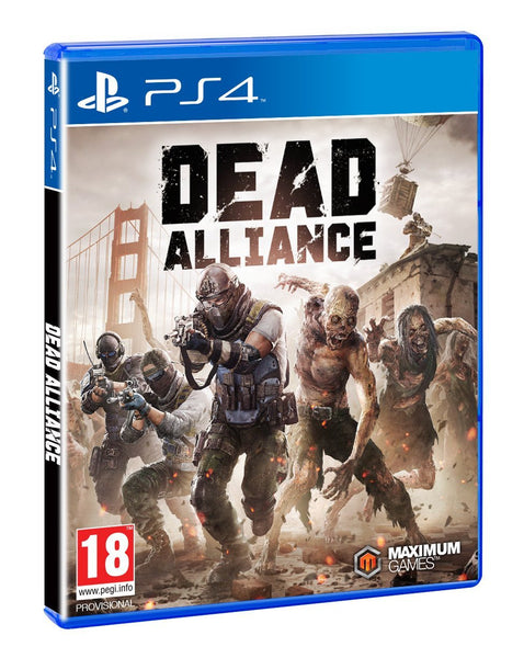 Dead Alliance -PS4 - Video Games by Maximum Games Ltd (UK Stock Account) The Chelsea Gamer