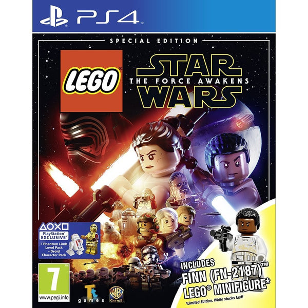 LEGO Star Wars: The Force Awakens Special Edition - Video Games by Warner Bros. Interactive Entertainment The Chelsea Gamer