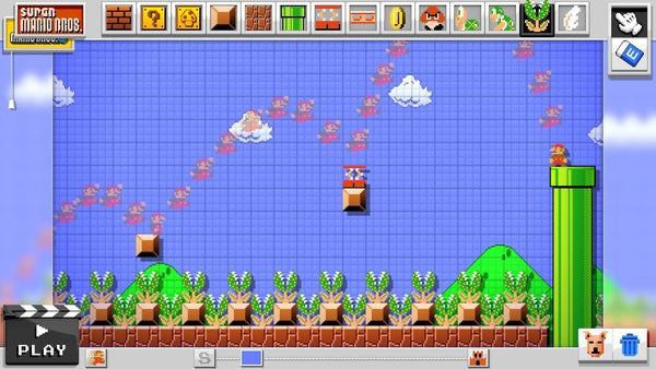 Super Mario Maker - Wii U - Video Games by Nintendo The Chelsea Gamer