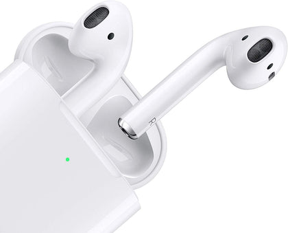 Apple AirPods Wireless Earbud Stereo Earset