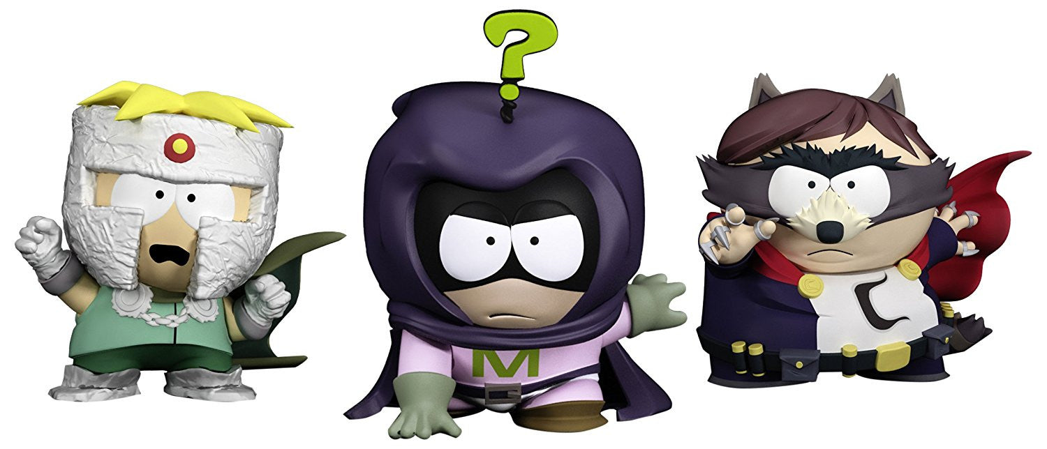 South Park The Fractured But Whole 3-inch Figurine Bundle Pack