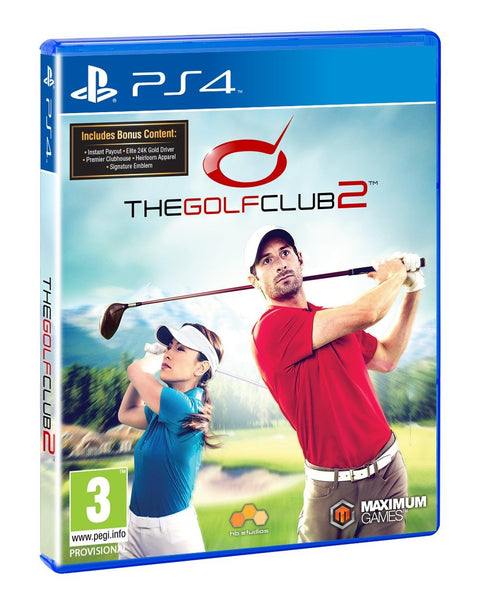The Golf Club 2 - PS4 - Video Games by Maximum Games Ltd (UK Stock Account) The Chelsea Gamer