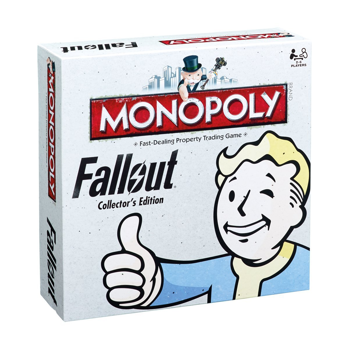Fallout Monopoly - merchandise by Hasbro The Chelsea Gamer
