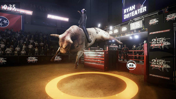 8 to Glory - Bull Riding - Video Games by Nordic Games The Chelsea Gamer