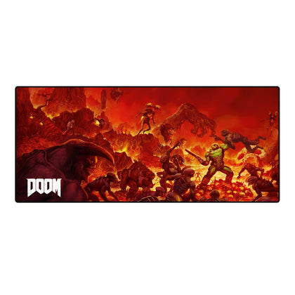 Doom Oversize Mousepad - Surface by Gaya The Chelsea Gamer
