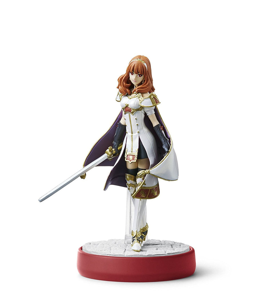 Celica amiibo - Fire Emblem Collection - Video Games by Nintendo The Chelsea Gamer