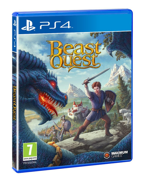 Beast Quest - Video Games by Maximum Games Ltd (UK Stock Account) The Chelsea Gamer