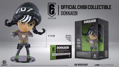 Six Collection Series 4 Dokkaebi Chibi Figurine