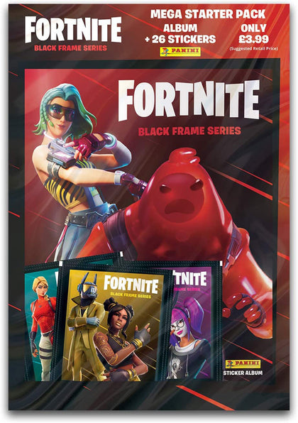 Fornite Black Frame Series Starter Pack