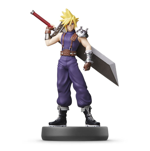 Amiibo Smash Cloud No 57 - Video Games by Nintendo The Chelsea Gamer