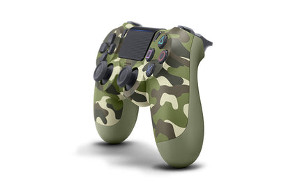 Sony PlayStation DualShock 4 - Green Cammo (PS4) V3 - Console Accessories by Sony The Chelsea Gamer