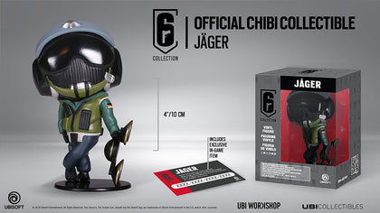 Six Collection Jager Chibi Series 2 Figurine