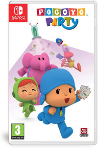 Pocoyo Party - Nintendo Switch