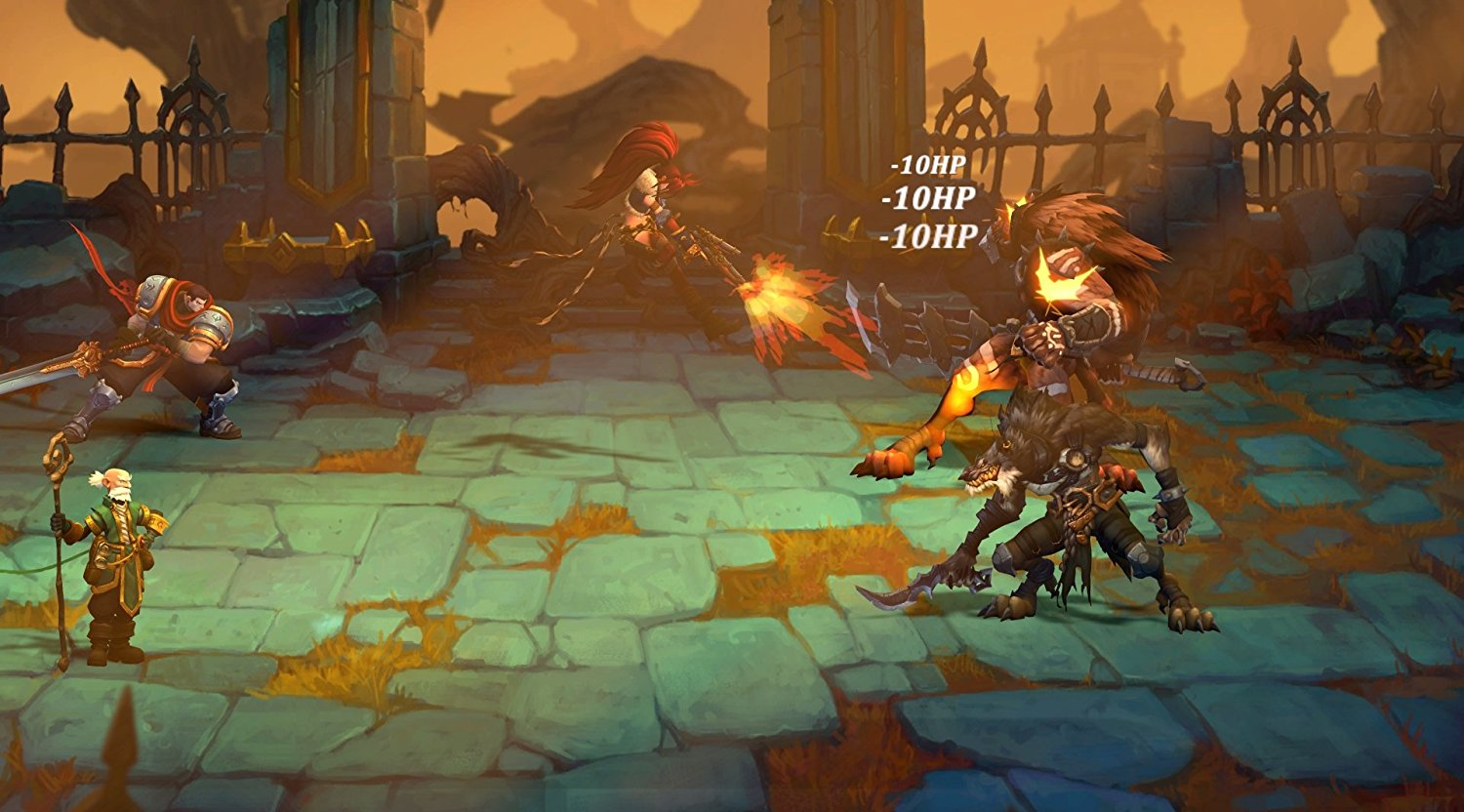 Battle Chasers Nightwar - PC - Video Games by Nordic Games The Chelsea Gamer