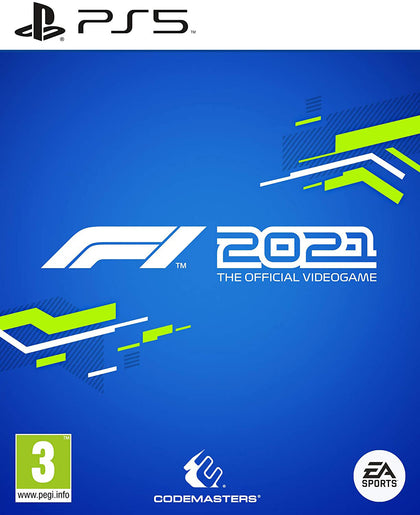 F1® 2021 - PlayStation 5