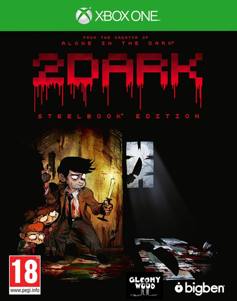 2Dark - Xbox One - Video Games by pqube The Chelsea Gamer