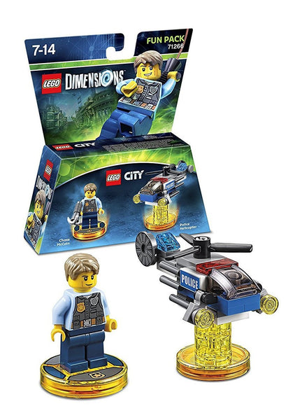 LEGO Dimensions - LEGO City  Fun Pack - Video Games by Warner Bros. Interactive Entertainment The Chelsea Gamer