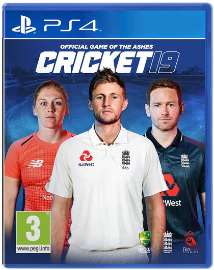 Cricket 19 - The Official Game of the 2019 Ashes Championship - Video Games by Maximum Games Ltd (UK Stock Account) The Chelsea Gamer