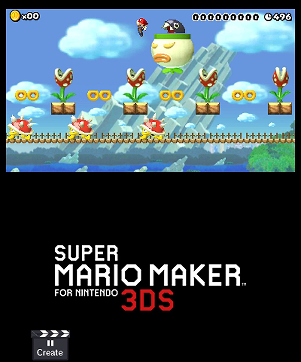 Super Mario Maker - 3DS Selects