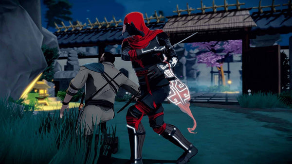 Aragami - PS4 - Video Games by Merge Games The Chelsea Gamer