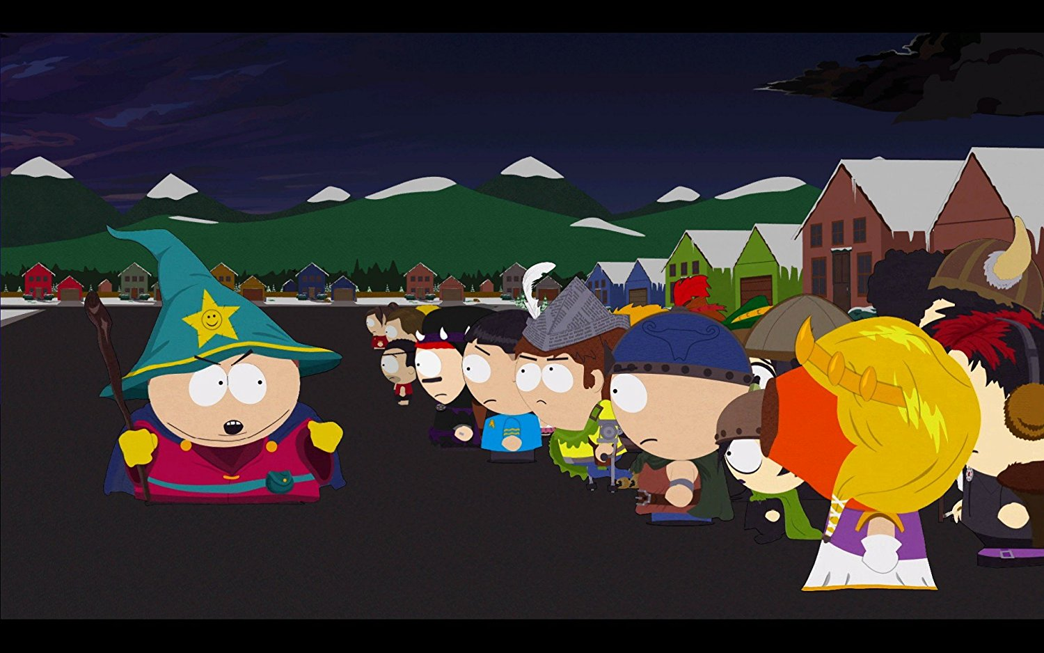 South Park Stick Of The Truth HD