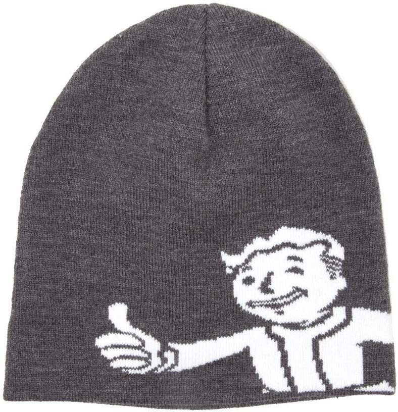 Fallout 4 - Vault Boy Approves Beanie Hat - One Size
